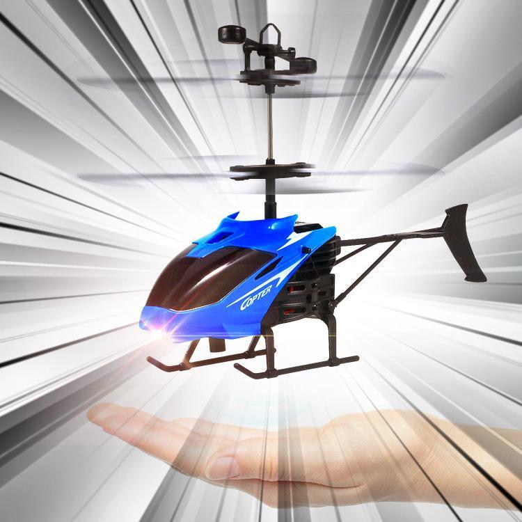 Bebê Toy Original 3CH remoto helicóptero linha de comando eléctrico liga helicóptero com giroscópio melhores brinquedos Presente Para Chidren Toy Novelty
