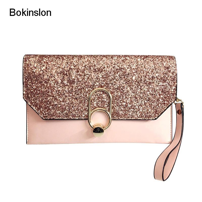 d6bb5f6f3e6f Bokinslon Woman Mini Shoulder Bags PU Leather Popular Small Square Bag For  Girls Fashion Elegant Girl Zipper Crossbody Bag Satchel Bags Ladies Purse  From ...
