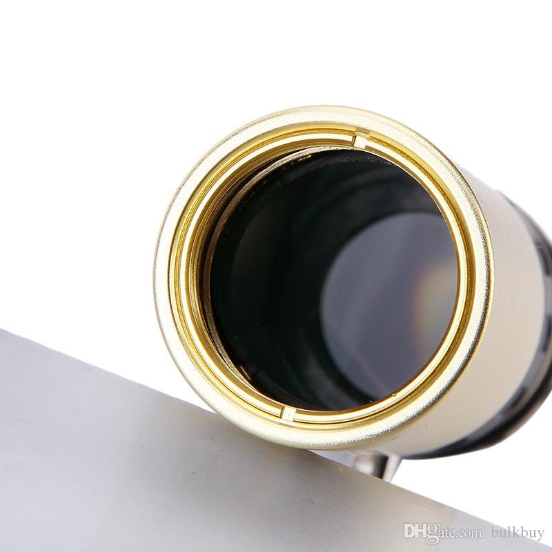 Открытый портативный компактный черный 10X-90X монокуляр телескоп удобный объем для спорта кемпинг охота мощный бинокль