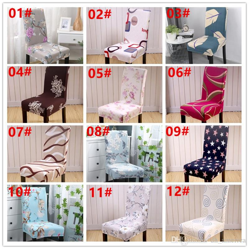 Fashion Vintage Chair Covers Floral Printed Chair Cover For Restaurant  Banquet Hotel Fundas Sillas Elasticas Chair Cover 24 Styles Folding Chair  Covers ...