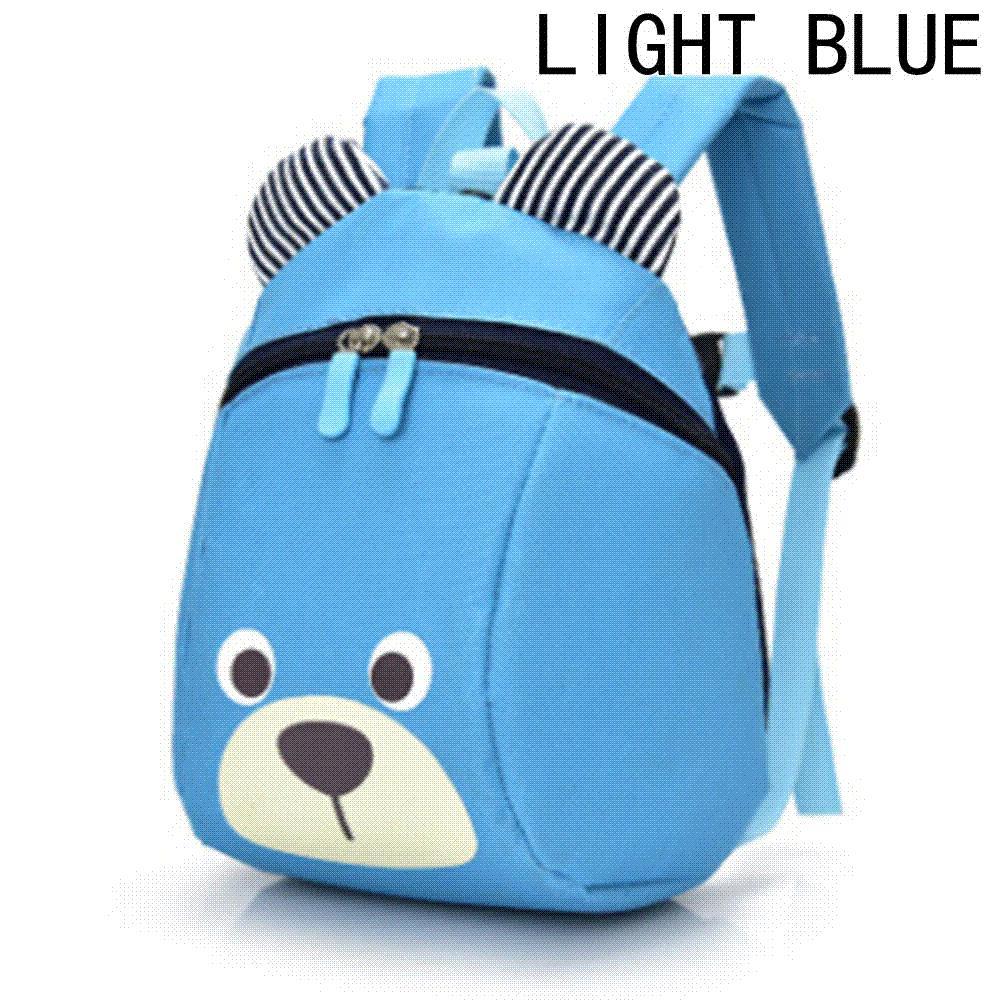 c70f646fd5b6 NEW Cute Little Bear Children S Backpack Lovely Cartoon Animal School Bags  For Boys Girls Kindergarten Bag Baby Bags Cheap Bags Shoulder Bags For  Women From ...
