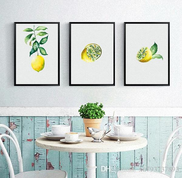 2018 Wall Art Canvas Nordic Posters Nursery Hd Prints Retro Style ...
