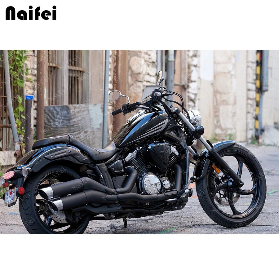 Satın Al 5d Diy Tam Elmas Boyama Süper Serin Motosiklet Elmas Mozaik