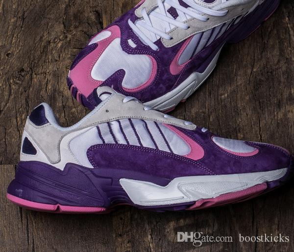 48d781178a3 Temper Run Runner Yung 1 Shoes From Dragon Ball Z New Yung 1 Running Sneaker  In Frieza Hi Res Orange Goku Silhouette Online Store Running Shoes Men  Running ...