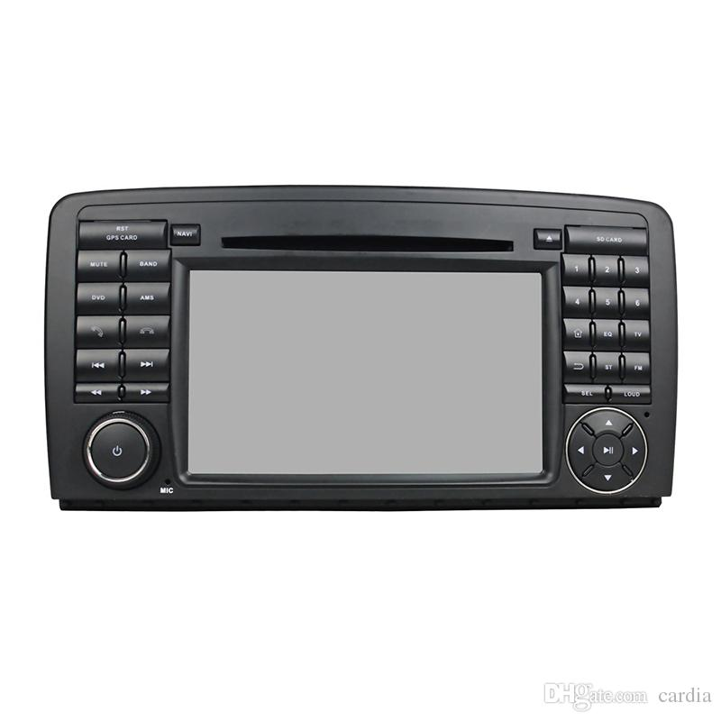 Car DVD player for Benz R-Class W251 7Inch 4GB RAM Octa core Andriod 8.0 with GPS,Steering Wheel Control,Bluetooth, Radio