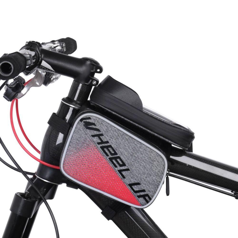 Fahrrad Oberrohrtasche Wasserdicht
