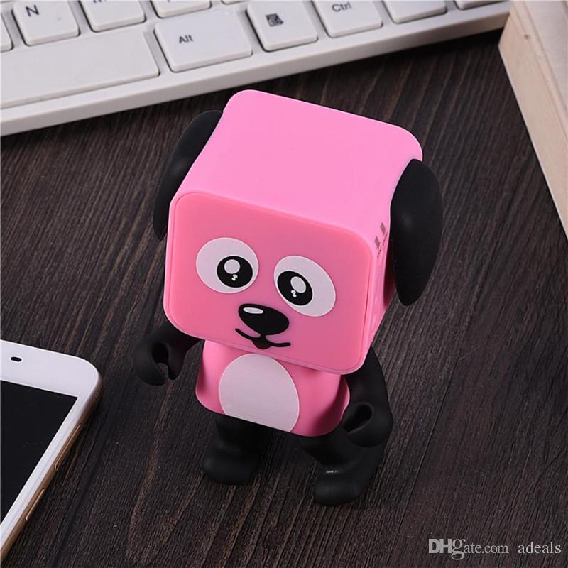 Mini Bluetooth Speaker Smart Dancing Dog Speakers New Multi Portable Bluetooth Speakers Loudspeaker Creative Gift for you