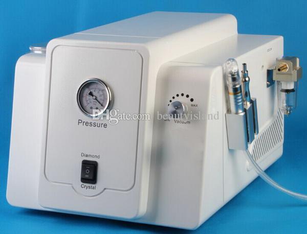 2 IN 1 Power Peel Crystal Microdermabrasion And Diamond Microdermabrasion Micro-crystal Dermabrasion Diamond Dermabrasion Machine For Salon