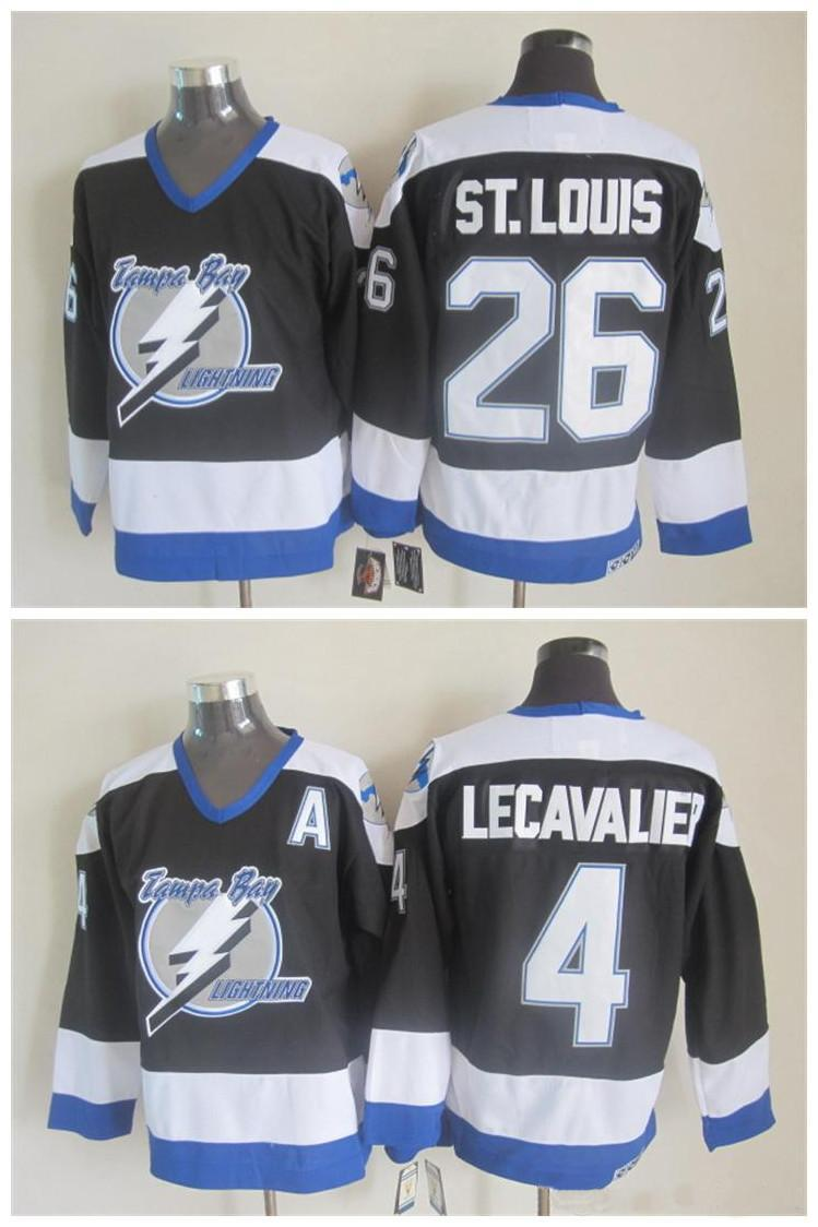 ... spain 2018 2018 new season sports outdoors tampa bay lightning 4  vincent lecavalier 26 st. 469367f38