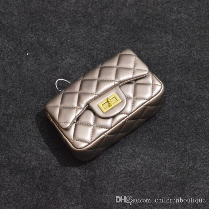 Kids Handbags Hot Sale Girls Shoulder Bags Mini Chain Princess Bags Baby Coin Purses Candy Bags Children Christmas Gifts DHL Freely