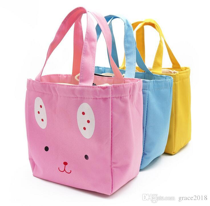 a933180cf62 2019 Lunch Bag, Cute Kitty Insulated Lunch Box Storage Container Picnic Tote  Large Cooler Tote Bag For Men, Women, Kids From Grace2018, $2.52 |  DHgate.Com
