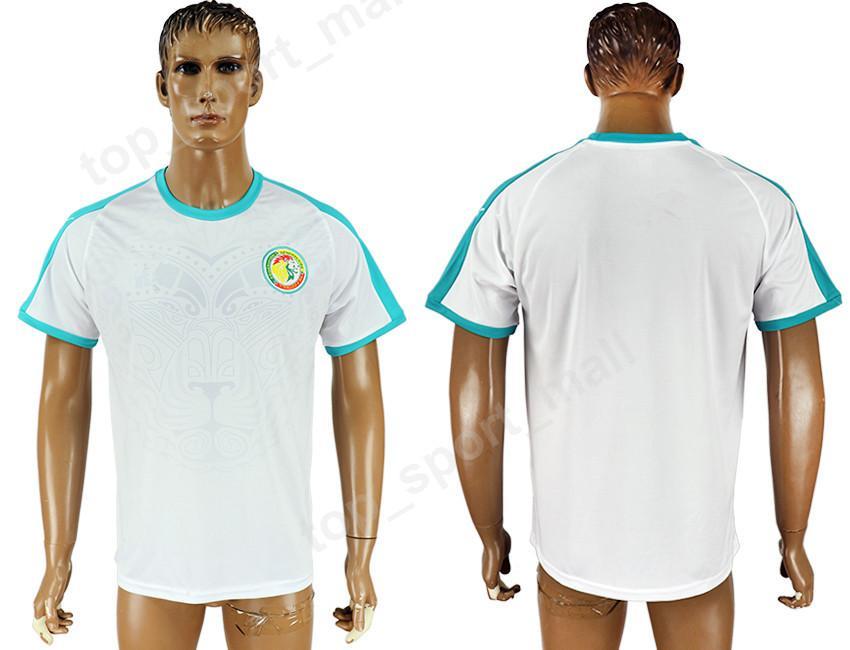 newest f2295 7077b senegal soccer jersey