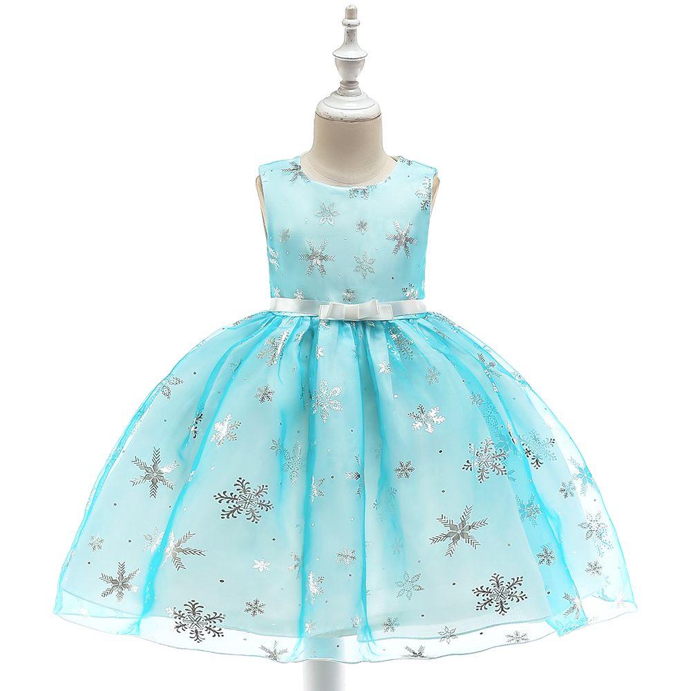 2019 2018 New Christmas Wedding Dress Princess Dress Children Hot