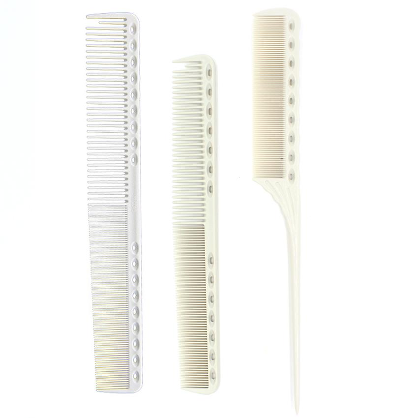 Japan Unbreakable Ys Park Hairdressing Comb Set Barber Haircut Comb