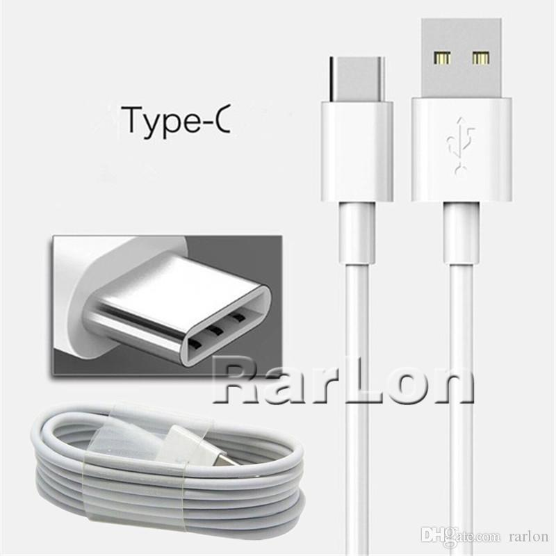1m 3 Ft Type C Cable Micro Usb Cables Android Fast Charge Cable Sync Data Transfering For Samsung S8 Lg V30 Cell Phone Data Cables Head Phone Cables From