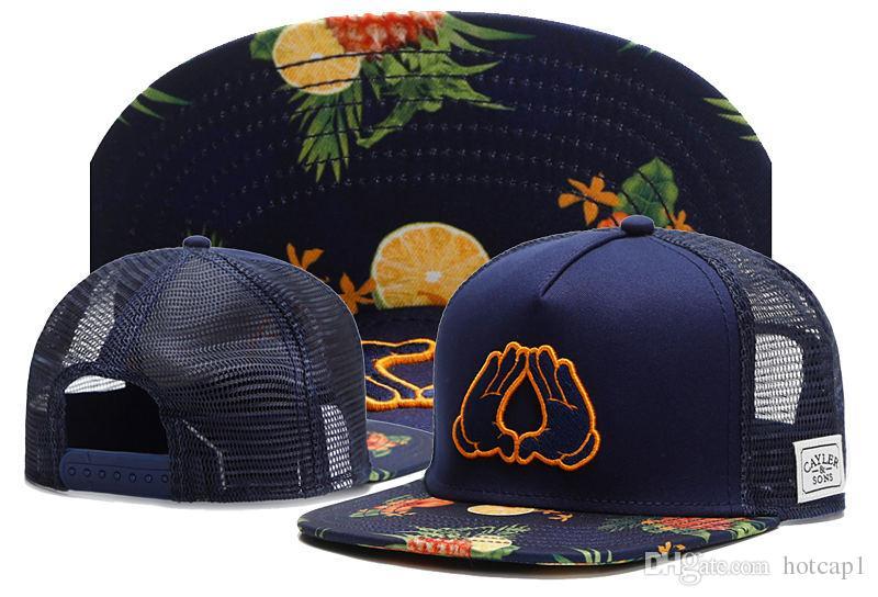 Best Hat Swag Cayler Sons Snapback Caps Flat Hip Hop Cap Baseball Hat Hats  For Men Women Snapbacks Casquette Bone Aba Reta Bones Gorr Custom Trucker  Hats ... f994c848858