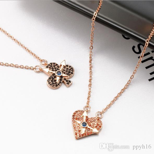 necklace legend gold pendant crystal otakupicks the zelda of red product image heart products