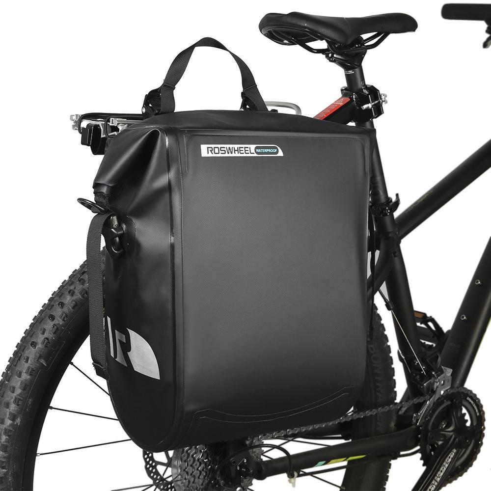 Großhandel Roswheel 20l Fahrrad Fahrrad Trunk Taschen Wasserdichte ...
