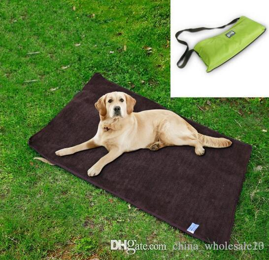 2018 Cats Dogs Bed Mat Outdoor Picnic Mats Waterproof Warm Pet Bed Blanket Multifunctional Folding Portable Pet Blankets From China_wholesale13