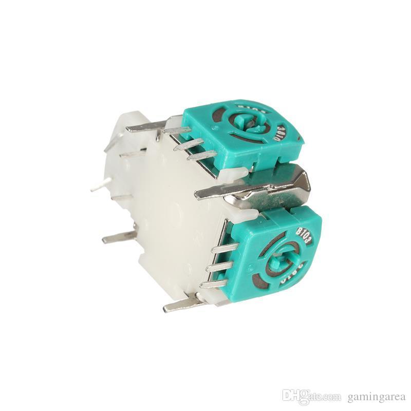 Новый 3D аналоговый джойстик палку модуль датчика для Xbox 360 для PS2 контроллер запчасти DHL FEDEX EMS бесплатная доставка
