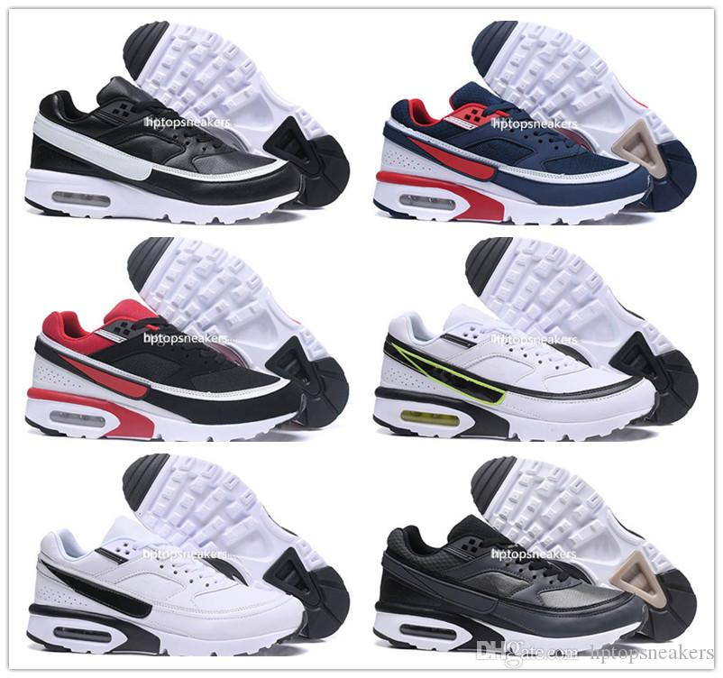 0dcff0e52eb813 New Arrival Leather 91 Classic BW ULTRA MEN Walking Sport Shoes ...