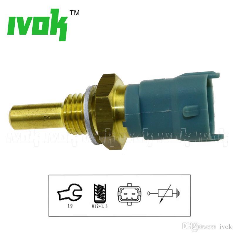 Coolant Temperature Temp Sensor For Volvo Renault Truck Penta Premium Kerax  Midlum Magnum 20513340, 7420513340, 0281002744, 21531072