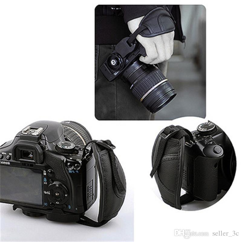 Camera Hand Wrist Grip Strap for SLR DSLR Canon Nikon Pentax Sony Samsung