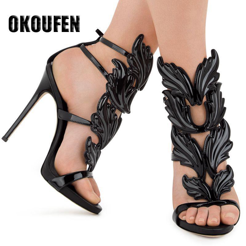 Compre 2017 Moda Mujer Zapatos Tacones Altos Bombas Tacones Finos 2 Cm Plataforma  Zapatos De Boda Bombas Para Fiesta 5 Sandalias De Color De Alta A  47.21 ... 2e5f44e67701