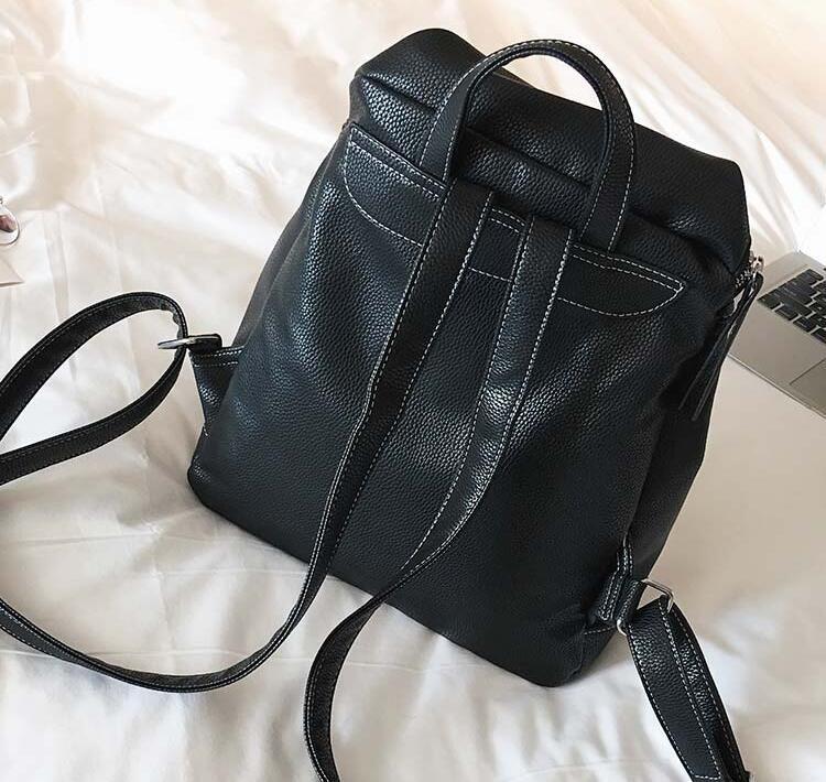 2018. Ladies fashion casual bag. Women's Bags. College style. Leisure bag. PU backpack. Handbag. Cross Body. Shoulder Bags.Totes. AC800