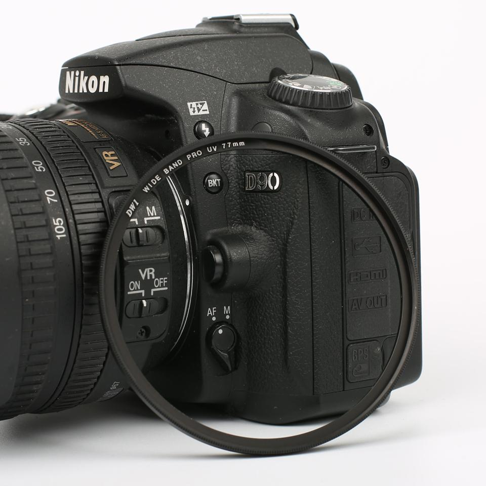 Filter Lens Camera Ultraviolet Slim Uv Mcuv Nd Adjustable Fader Variable 2 400 Nd2 To Nd400 67mm 67 Mm Fotga Filtro Protector Dustproof Circular Polarizer