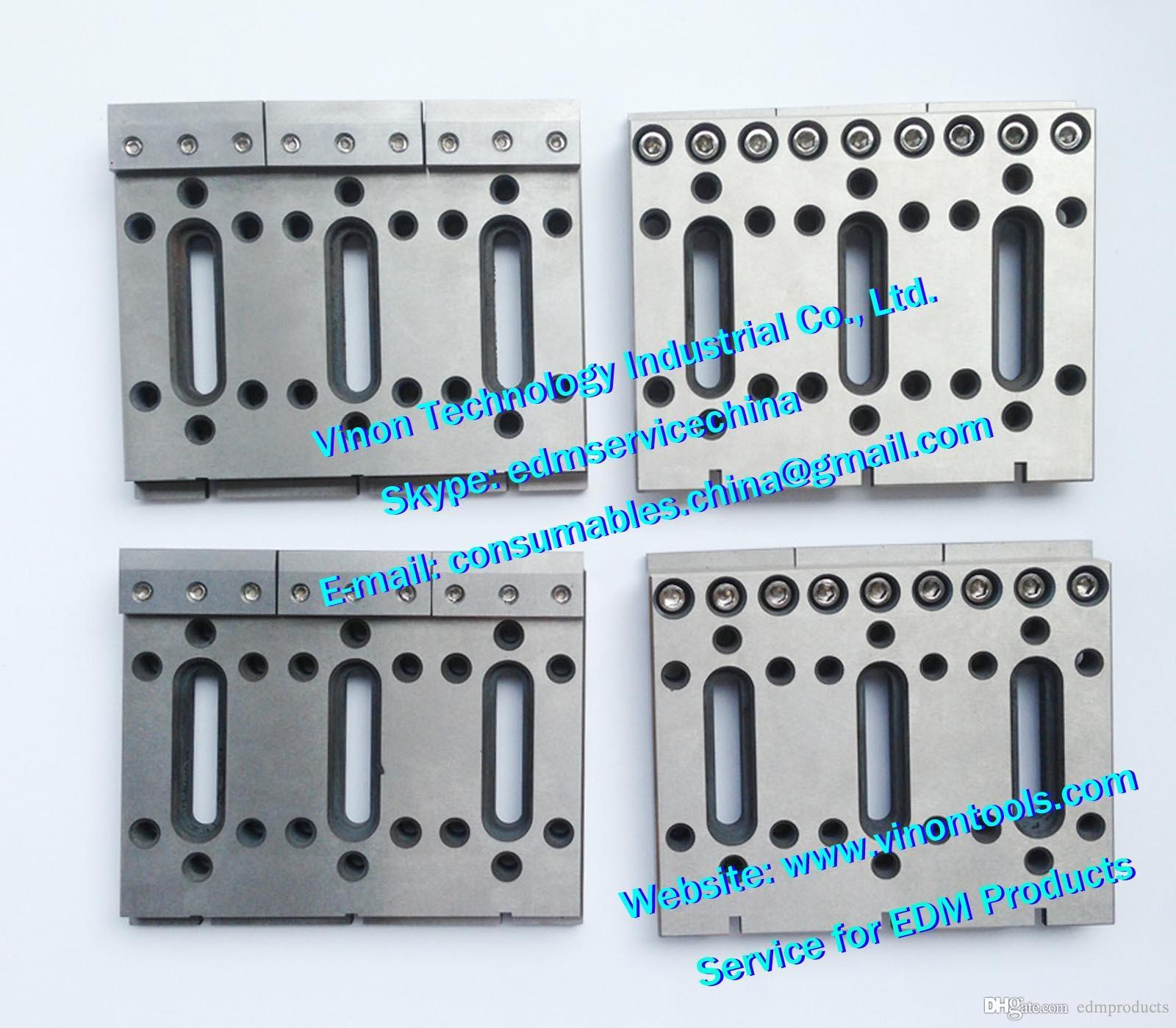 2018 Z026 Edm Jig Tools 150wx120lx15tmm For Wire Cut Edm Machines ...