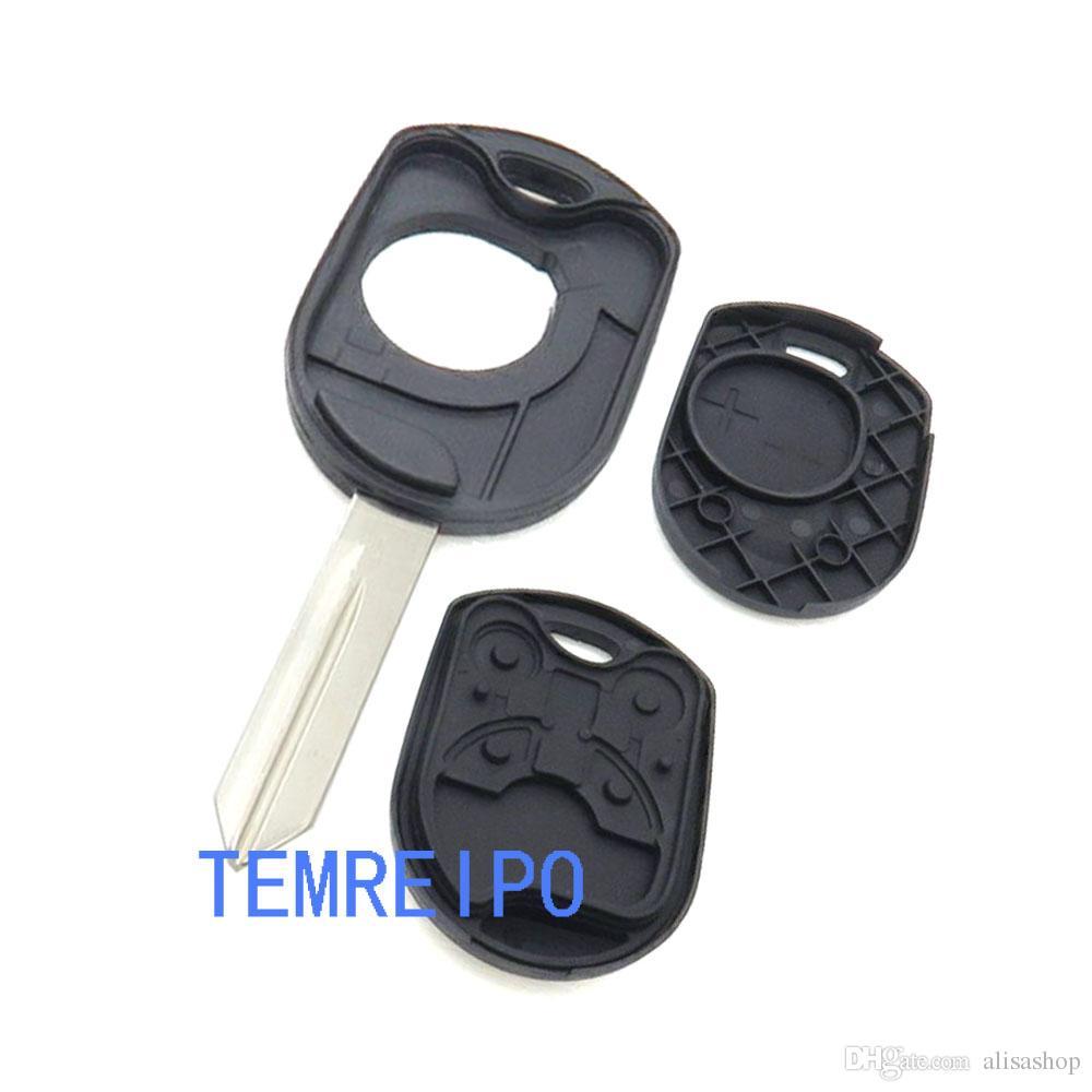 3 кнопки замена ключа оболочки Fob чехол для Ford дистанционного ключа 2012 2013 2014 2015 2016 2017