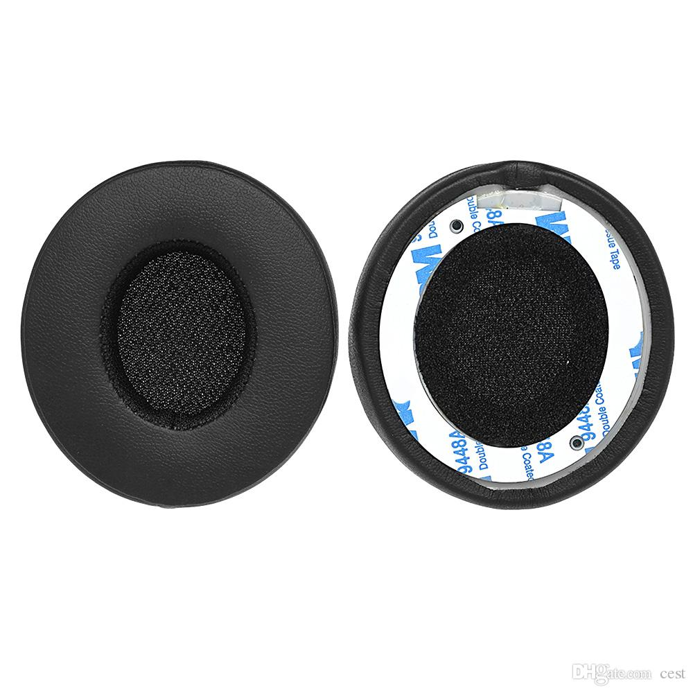 HOT Replacement Ear pad Earpads cushions cover For Solo 2.0 3.0 wireless Headphone high Quality