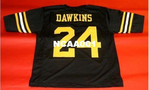 men custom 24 pete dawkins custom army black knights college jersey size s 4xl or custom any name or number jersey pete dawkins online with 3935piece on