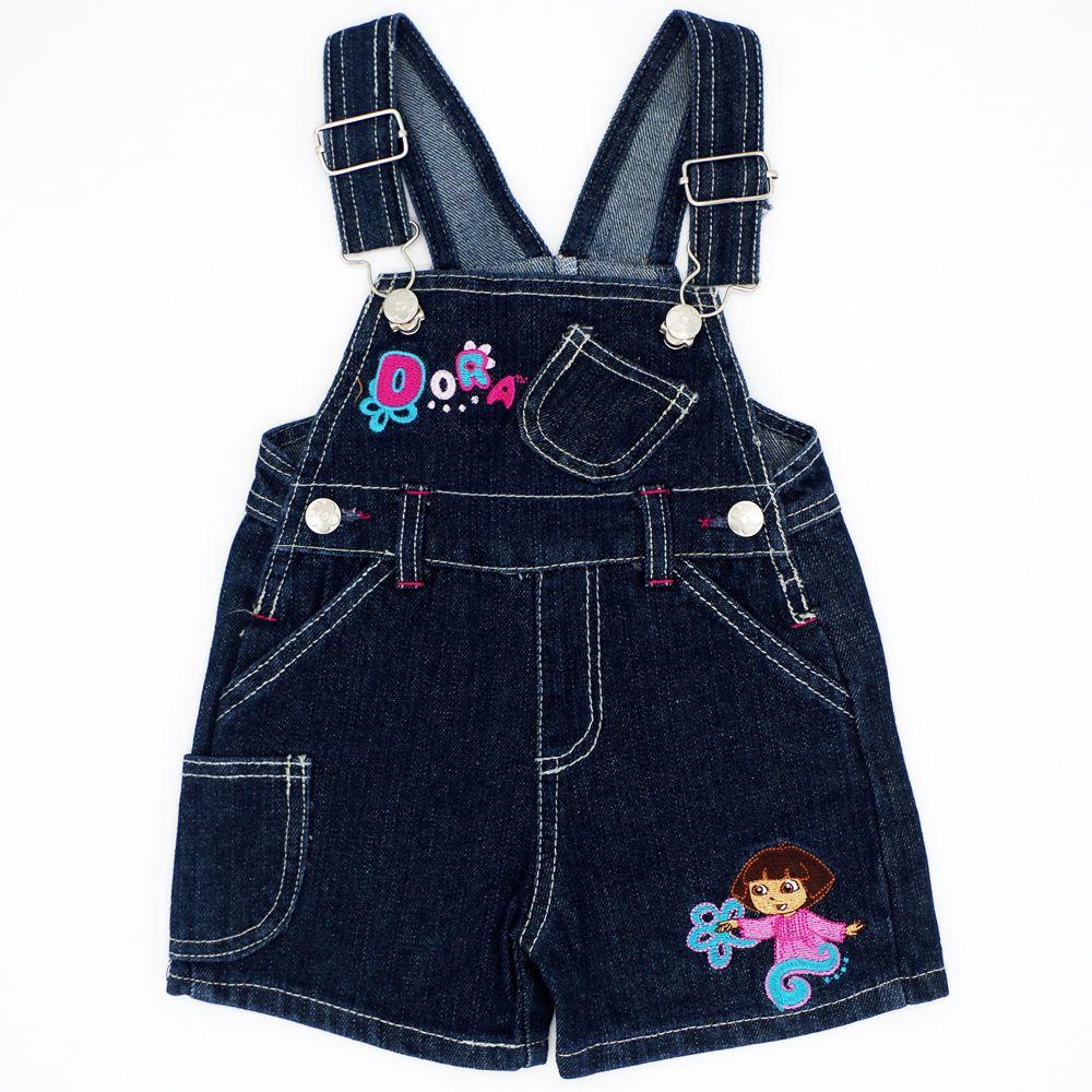Pattern Random Color 4 Size Baby Boys Girls Bib Pants Children Denim Overall Trousers Kids Clothes Infant Jeans Jumpsuits Pants