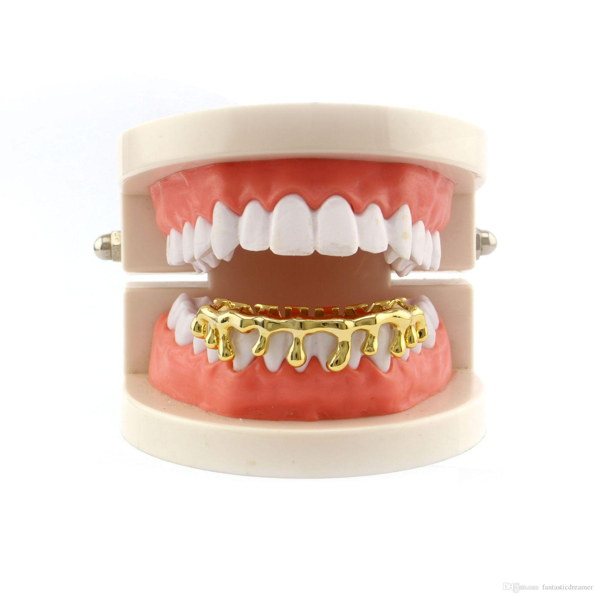Factory Bottom Price Single Fangs Teeth Grillz Smooth Silver Gold Rose Gold  Color Grillz Teeth Cheap Teeth Hip Hop Men Jewelry UK 2019 From  Fantasticdreamer ... be63a6e28bcc