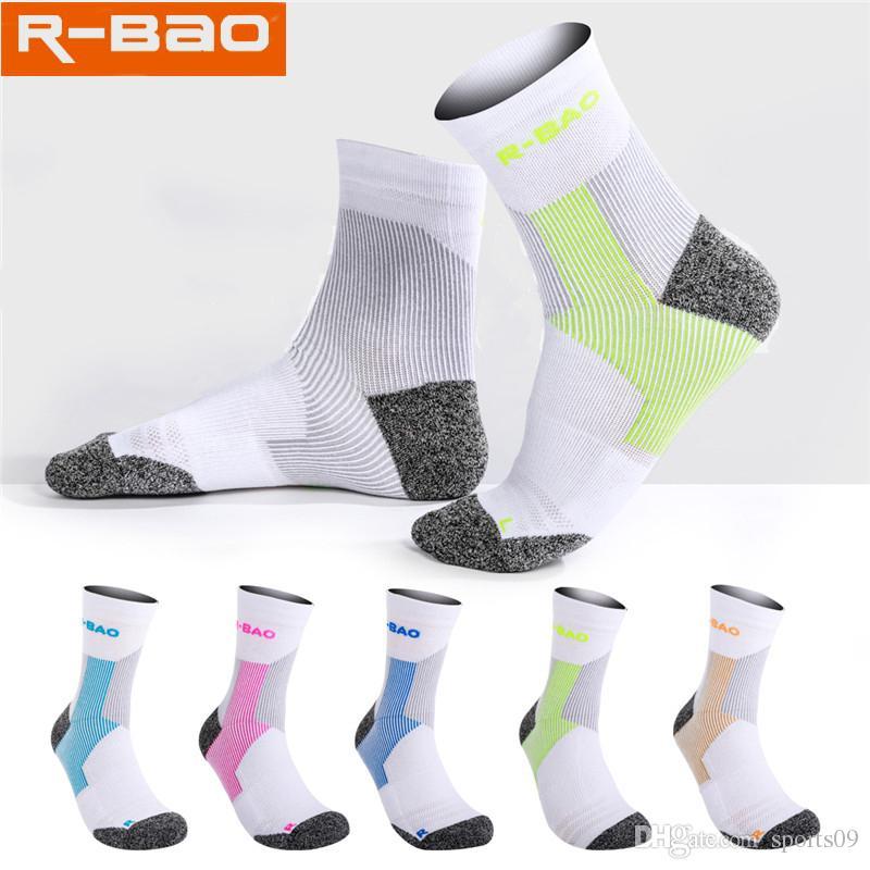 84bcc840954 2018 Brand Professional Compression Socks Running Women Men Sports Socks  Ankle Protector Anti-sprain For Marathon Outdoor Jogging Sock 2018 Brand ...
