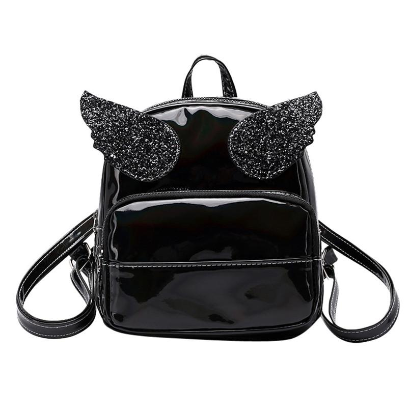 70ad251d5dd 2018 Hot Sale Backpacks Fashion Girl Laser Squins School Bags Backpack  Satchel Women Trave Shoulder Bags Mochila Masculina T Online with   27.96 Piece on ...