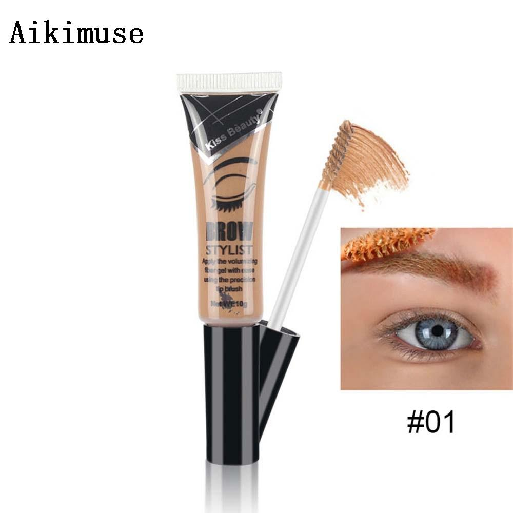 Durable Semi Permanent Eyebrow Pencil Waterproof And Sweat Resistant
