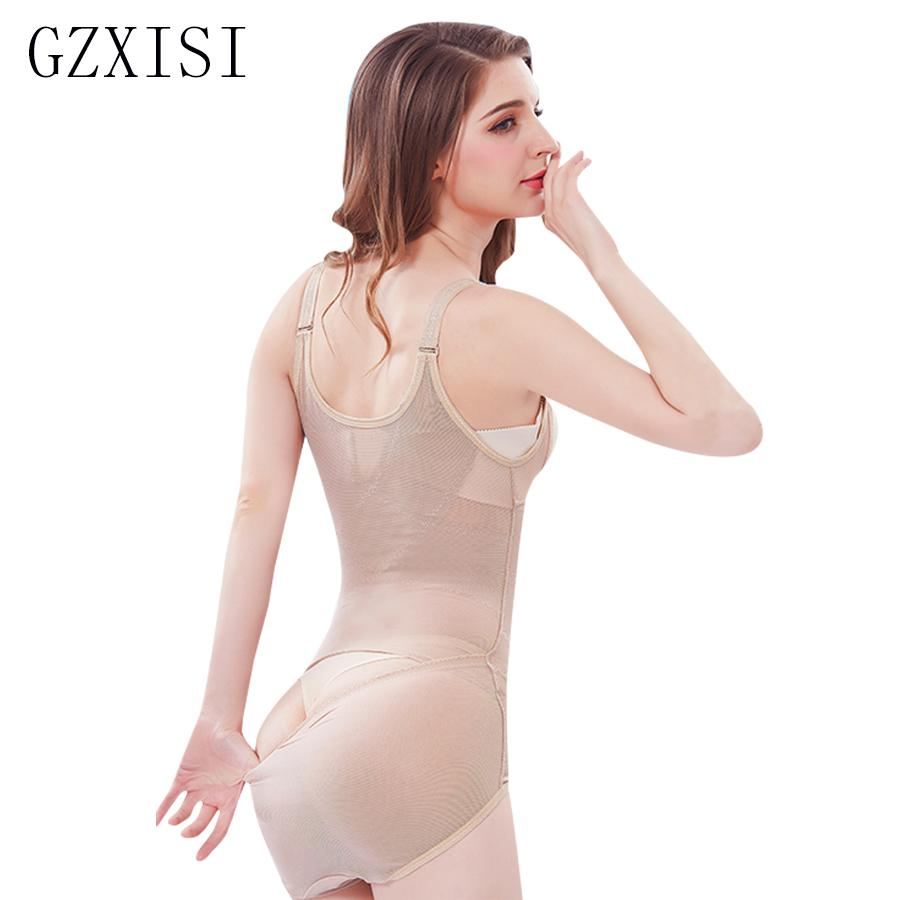 f095dfb163 2019 2017 New Arrival Weight Loss Sexy Full Body Shapers Waist Control  Slimming Underwear Waist Trainer Bodysuits From Beke