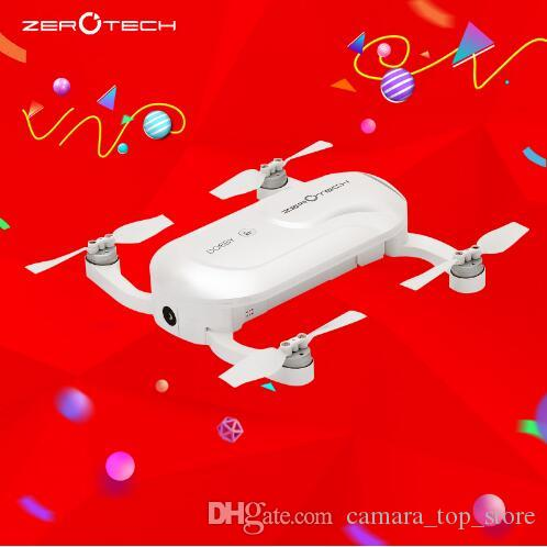 Dobby Pocketable Selfie Pocket Drone FPV With 4K HD Camera GPS Smart Solution RC Quadcopter APP Control
