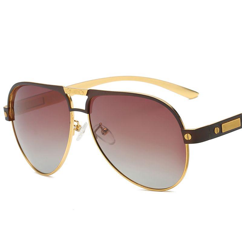 92c37ea473c Brand Sunglasses Men Women Polarized Driver Driving Glasses Mens Sunglasses  UV400 Sun Glasses For Men 2018 John Lennon Sunglasses Wiley X Sunglasses  From ...