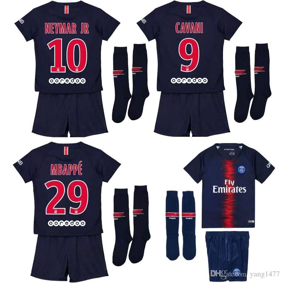 Camiseta Paris Saint Germain NEYMAR JR