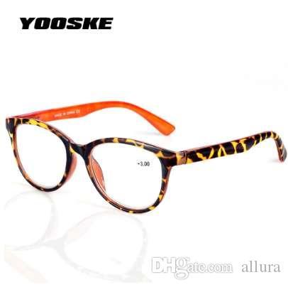 1b8542da72 Compre YOOSKE Thin Optics Gafas De Lectura Hombres Mujeres Gafas De Visión  Para Hyperopia Irrompible Presbiopia Gafas Con A $8.69 Del Allura |  DHgate.Com