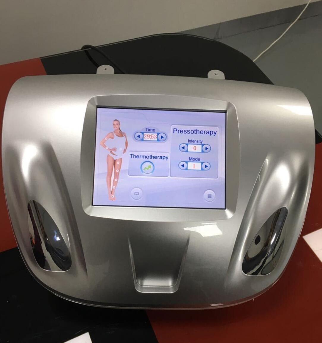 Профессиональная дальняя инфракрасная прессотерапевтическая машина с сенсорным экраном потери веса лимфатическое дренажное оборудование 24 воздушных сумки.