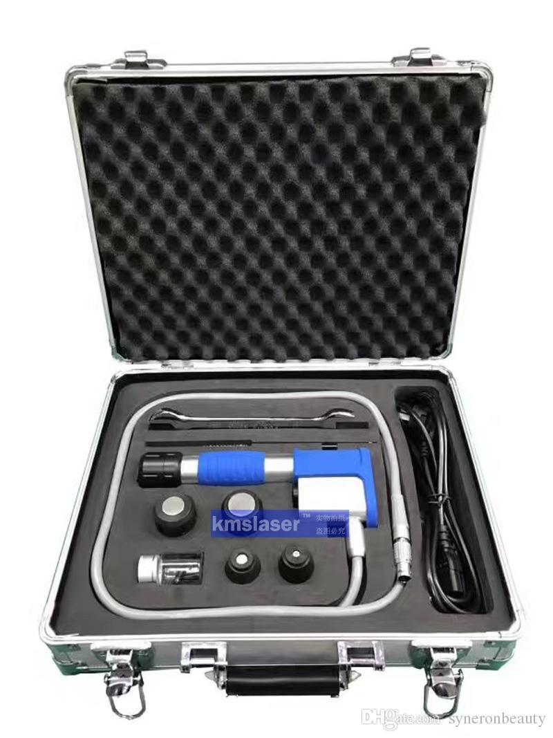 185mj compresseur importé Allemand 7bar nouveau dispositif utilise la thérapie par ondes de choc pour traiter la dysfonction érectile