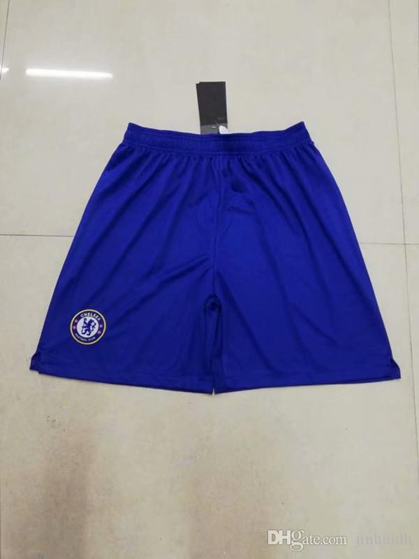 03770abc5d Compre Top Thai Qualidade 2018 2019 Home Azul Chelsea Camisa De Futebol 18  19 Hazard Fabregas Terry Diego Costa Casa Jerseys Homens Calções Frete  Shiping De ...
