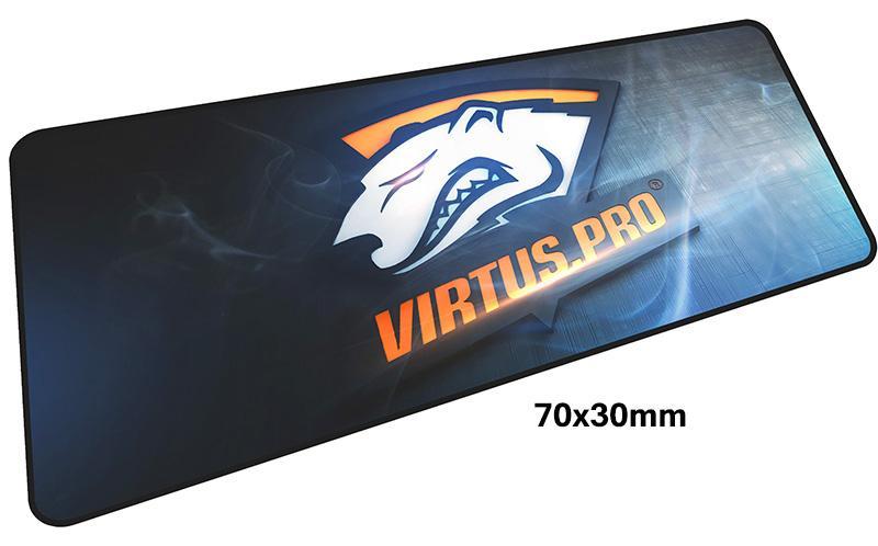 Virtus Pro Mousepad Gamer 700x300x3mm Gaming Mouse Pad Large Cartoon ...