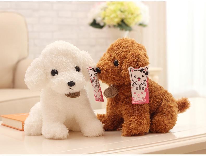 2019 T482 Hot Plush Dog Plush Doll Toys Cute Teddy Dogs Stuffed Toys