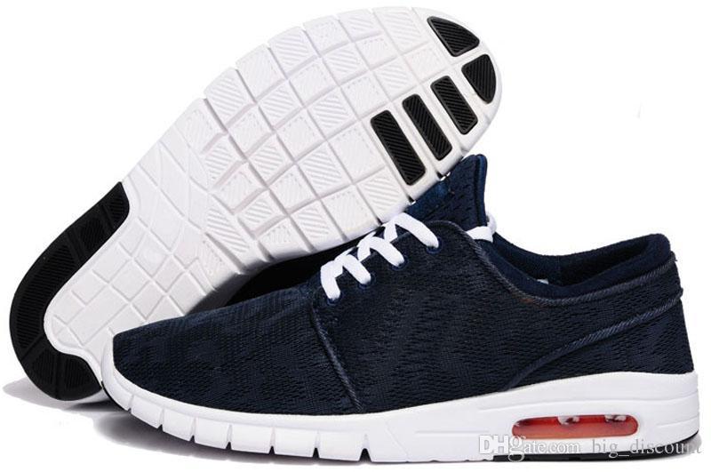 390468fac42 Compre Nike Sneakers Nike DiscouZapatos Nuevos SB Stefan Janoski Zapatos De  Calidad Superior Para Mujeres